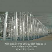 贯通式仓储货架011